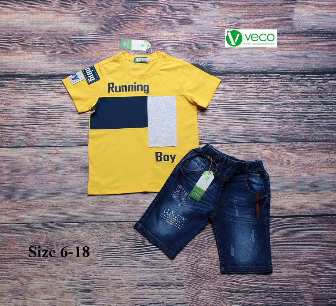 xuong-san-xuat-quan-ao-tre-em-xuat-khau-gia-si-veco-bo-lung-jeans-be-trai-running-boy-mau-vang