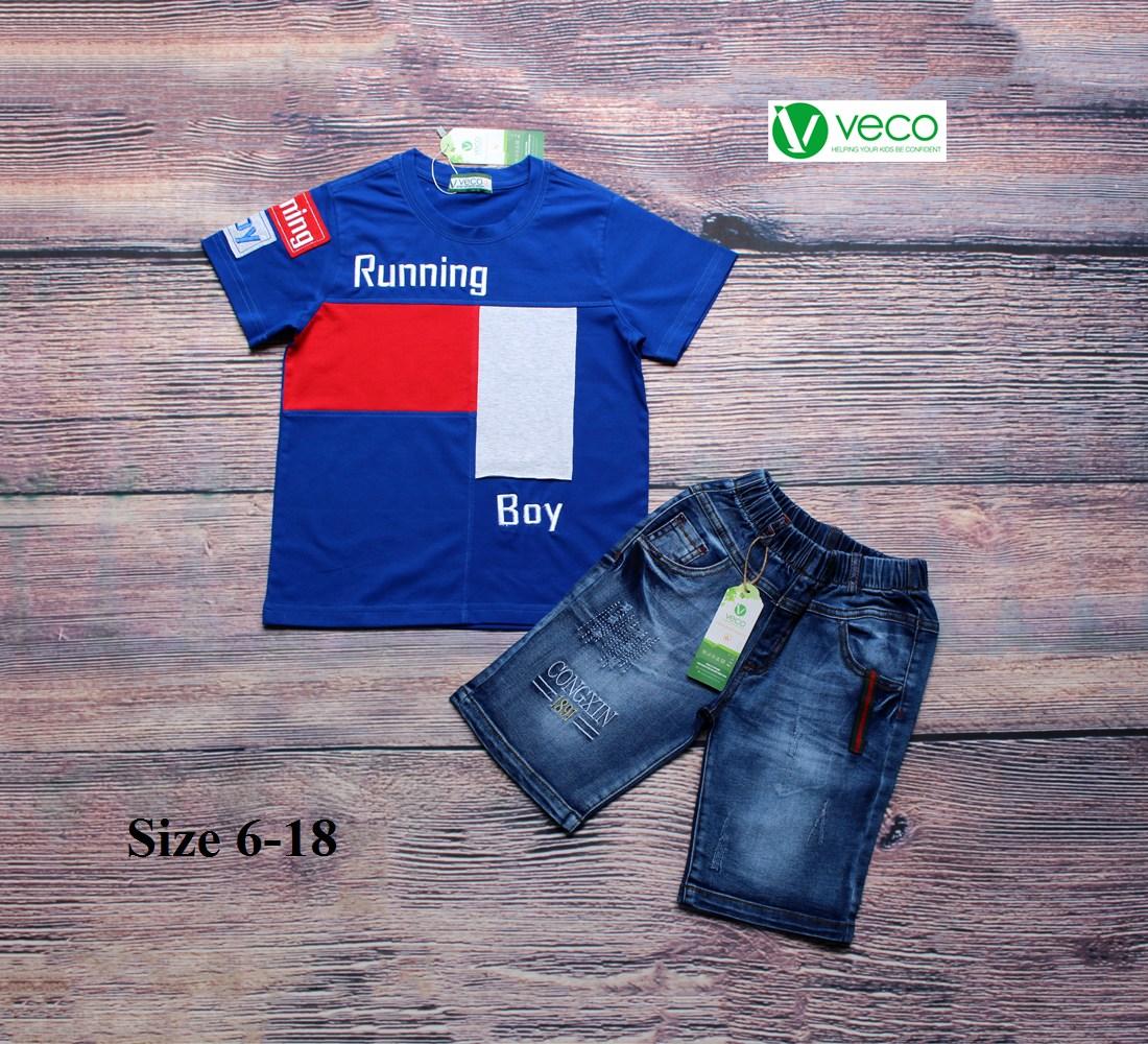 xuong-san-xuat-quan-ao-tre-em-xuat-khau-gia-si-veco-bo-lung-jeans-be-trai-running-boy-mau-xanh