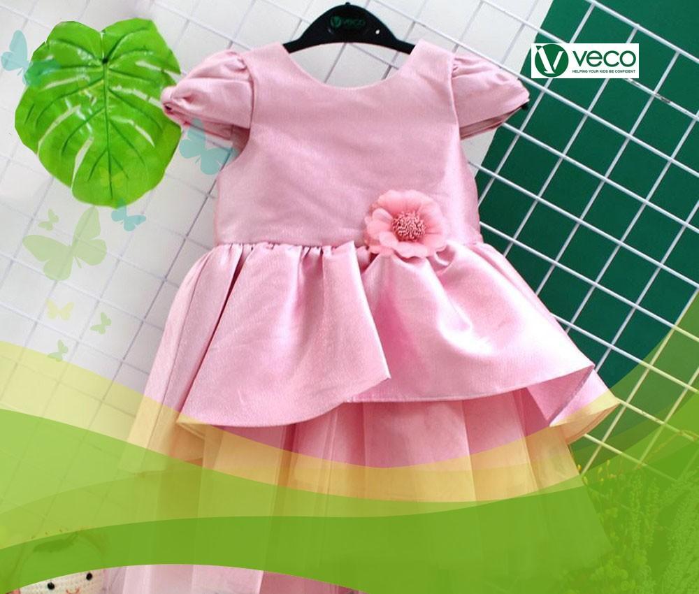 Nơi lấy sỉ quần áo Tết 2020 trẻ em nữ đẹp-Xưởng may quần áo trẻ em xuất khẩu giá sỉ Veco