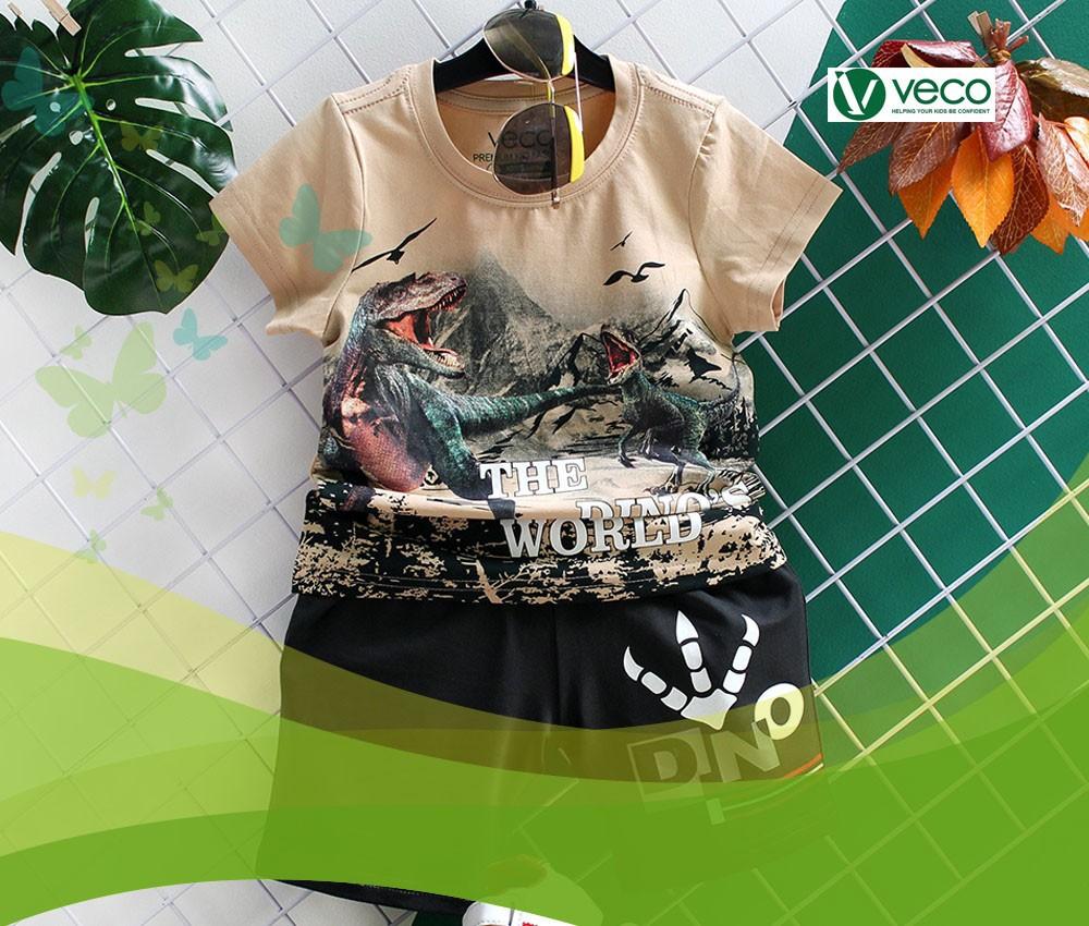 Xu hướng thời trang Tết 2020 cho bé trai-Xưởng may quần áo trẻ em xuất khẩu giá sỉ Veco