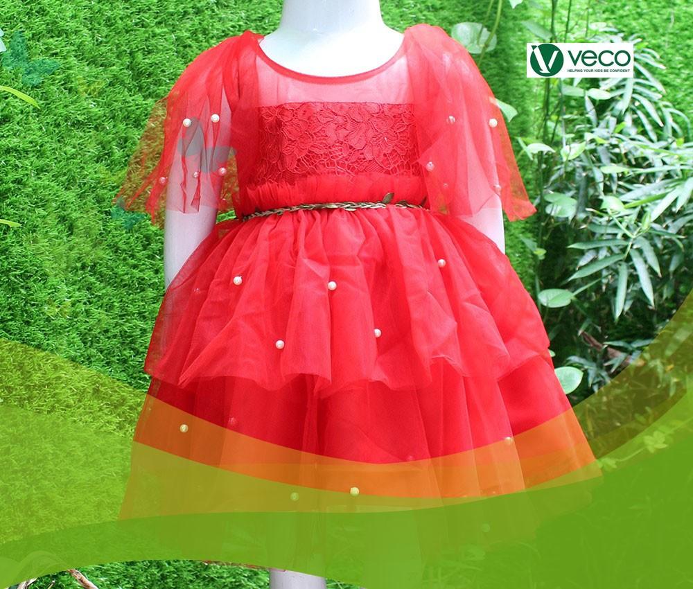 Xu hướng thời trang Tết 2020 cho bé gái-Xưởng may quần áo trẻ em xuất khẩu giá sỉ Veco