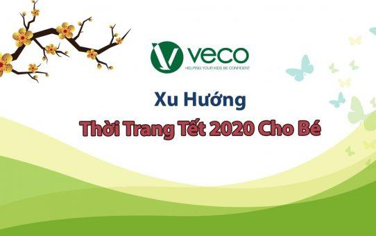 Xu hướng thời trang Tết 2020 cho bé-Xưởng may quần áo trẻ em xuất khẩu giá sỉ Veco